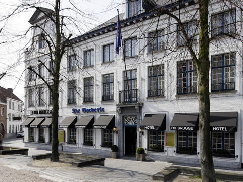 Hotels In Bruges City Centre With Parking