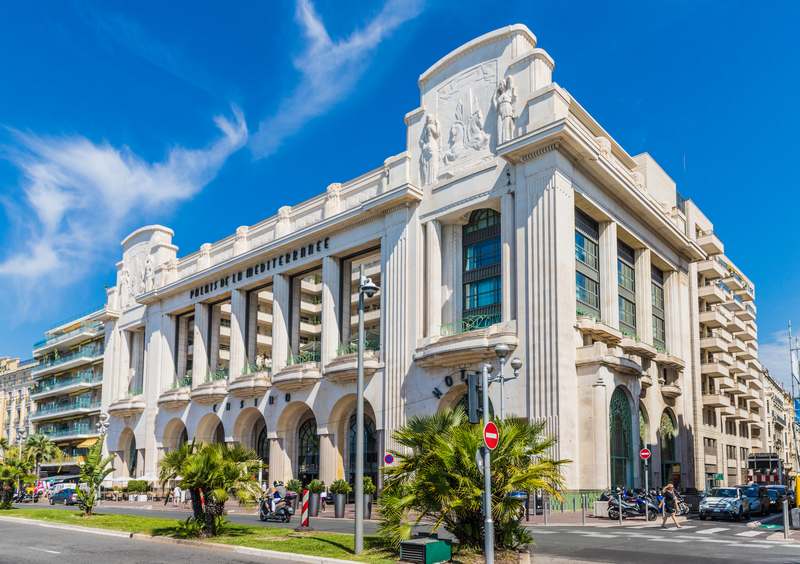 Hôtel HYATT Palais de la Méditerrannée *****