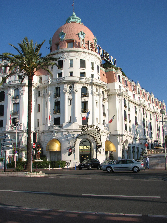 Hotel Negresco *****