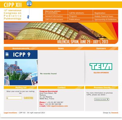 CIPP XII