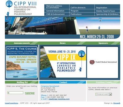 CIPP VIII
