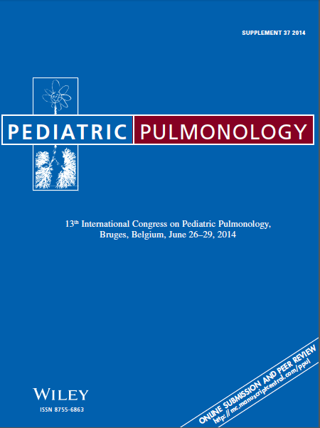 13th International Congress of Pediatric Pulmonology