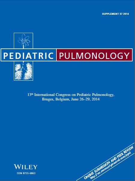 13th International Congress of Pediatric Pulmonology