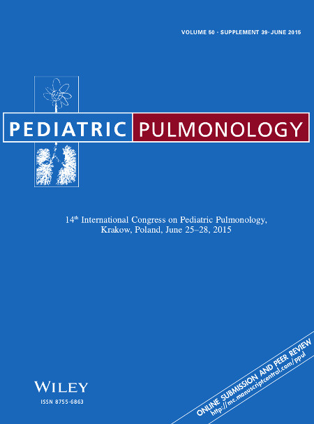 14th International Congress of Pediatric Pulmonology