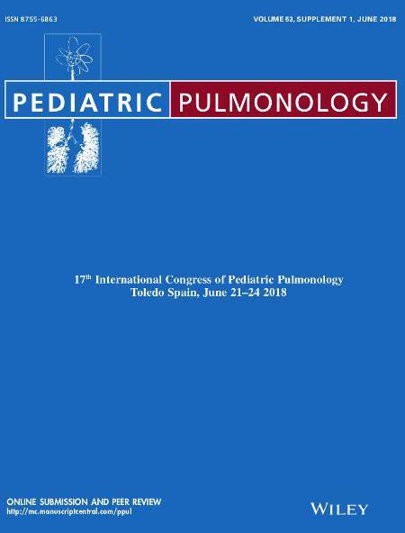 17th International Congress of Pediatric Pulmonology
